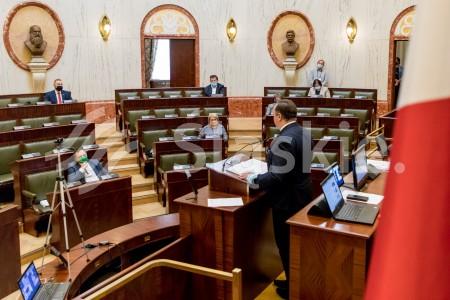 XXIV sesja Sejmiku Woj. Slaskiego.