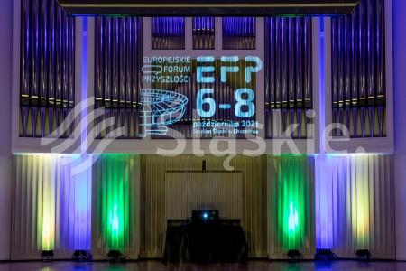 Konferencja prasowa - Europejskie Forum Przyszlosci.