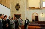 Wizyta delegacji - podpisanie umowy z Adzarska Republika Autonomiczna (Grucja)