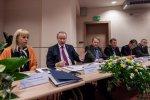 Posiedzenie Regionalnej Konferencji Rektorow Uczelni Akademickich.