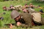 XV edycji: Bitwy Wyrskiej - historyczna inscenizacja walk z wrzeSnia 1939.