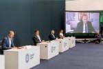 Konferencja prasowa nt. programu wspierania szkolenia dzieci i mlodziezy - Slaski Programu Klub.