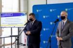 Wreczenie umow dla przedsiebiorcow w ramach konkursu Badania, rozwoj i innowacje w przedsiebiorstwach.