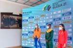 World Athletics Relays Silesia 21 -  konferencja prasowa.